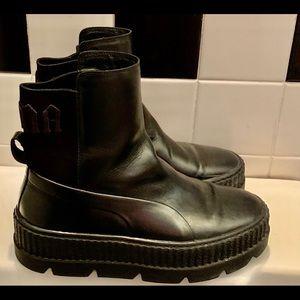 """Puma Fenty """" Chelsea"""" sneaker boot, 9"""